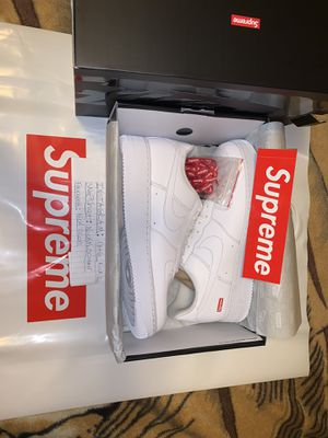 Nike Air Force / supreme for Sale in Brooklyn, NY