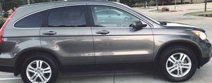 RUNS GOOD HONDA CR-V 2010 EX for Sale in Grand Prairie, TX