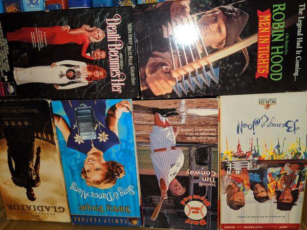 VHS huge lot!! 33 total