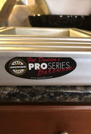 Fat Daddio's pro series square cake pan set for Sale in Windermere, FL