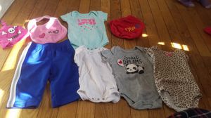 Baby girl clothes for Sale in Summersville, WV