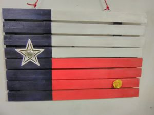 Tx flag for Sale in Sanctuary, TX