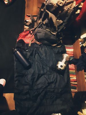 Camping/Hiking Supplies for Sale in Morgantown, WV