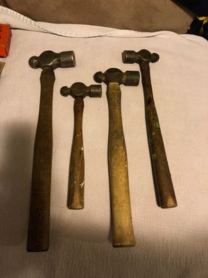 Ball peen hammer's for Sale in Parma Heights, OH