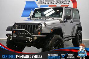 2013 Jeep Wrangler for Sale in Massapequa, NY