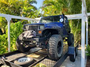 1994 Jeep Wrangler YJ 4.0 for Sale in Miami, FL