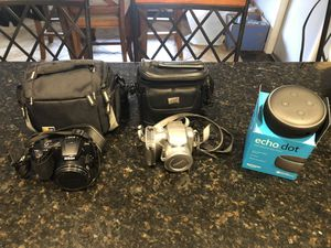 DIGITAL CAMERA'S & ECHO DOT for Sale in Holmes, NY