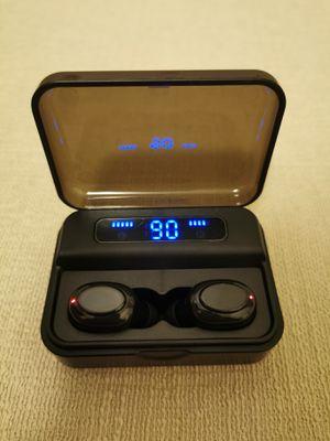 Bluetooth True Wireless Earbuds headset Mini Earphones Waterproof Headphone for Sale in Rowland Heights, CA