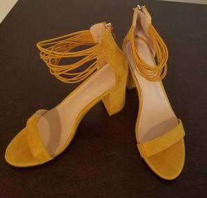Woman's Soft Suede High Heel Shoes for Sale in Wahneta, FL
