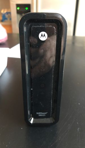 Modem - Surfboard sb6121 for Sale in Las Vegas, NV