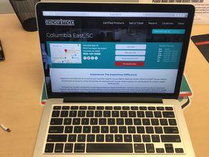 "2015 13"" MacBook Pro Retina for Sale in Columbia, SC"