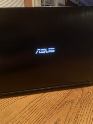 ASUS Notebook Pc Intel Core i7- 5500U 8 GB RAM NVIDIA GEFORCE 940M for Sale in Irving, TX
