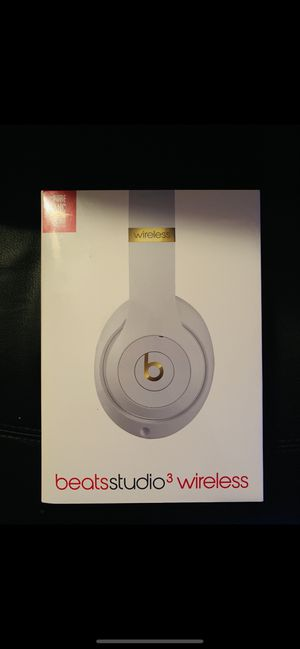 Beats Studio 3 Wireless (new) for Sale in Orlando, FL