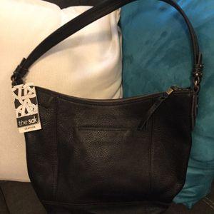 NWT The SAK Sequoia Hobo Bag Black Style 107136 for Sale in Riverdale, GA