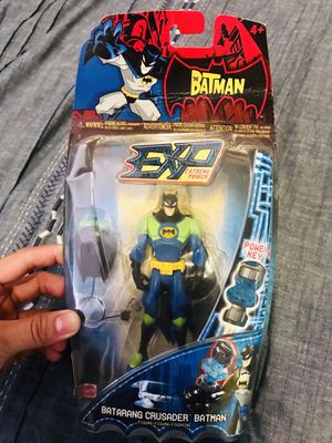 Batman EXP Action Figure for Sale in Brentwood, CA