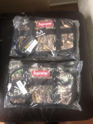 Supreme Camo waist bag ! for Sale in City of Orange, NJ