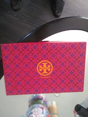 Brand new Tory Burch Heeled Sandals 150 obo for Sale in Downey, CA