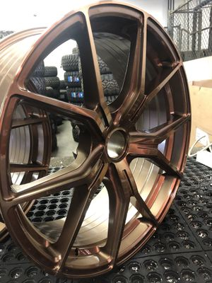 Rims Rim Tire Gold Rim Conrod Rim for Sale in Longwood, FL