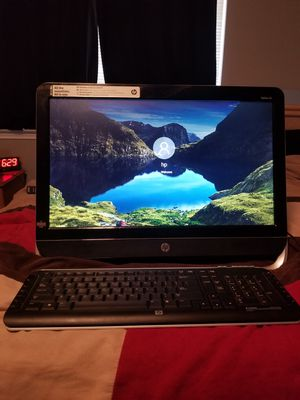 HP PAVILLION 23 All in One PC for Sale in Killeen, TX