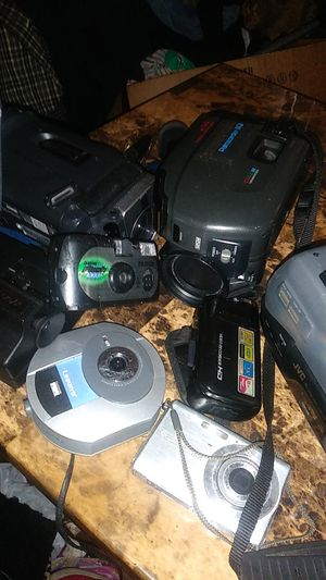 Cancorders and cameras for Sale in Las Vegas, NV