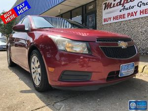 2012 Chevrolet Cruze for Sale in Irving, TX