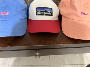 Patagonia and vineyard vines caps for Sale in McAllen, TX