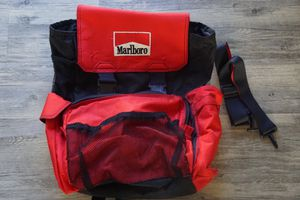 Vintage Marlboro hiking back pack for Sale in Whittier, CA