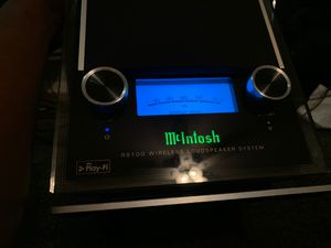 Mcintosh RS100 Wireless Loudspeaker for Sale in Chicago, IL