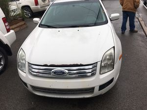 09 Ford Fusion 5speed for Sale in Pittsburgh, PA