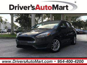 2018 Ford Focus for Sale in Davie, FL