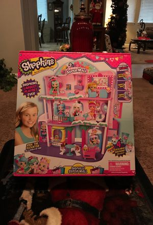 Shopkins Super Mall for Sale in Clovis, CA