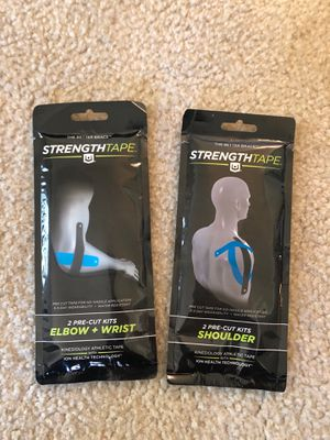 Athletic Tape - Elbow, Wrist and Shoulder for Sale in Roanoke, VA