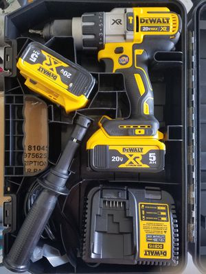 Hammer drill newest style for Sale in Port St. Lucie, FL