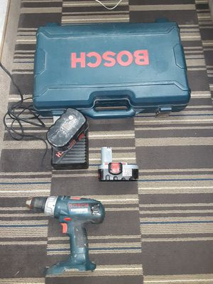 Bosch brute 18 volt drill for Sale in Easton, MD