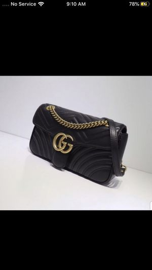 Authentic Gucci marmont small for Sale in Chicago, IL