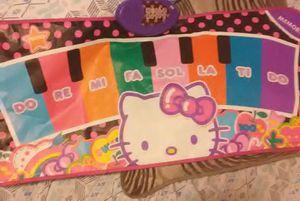 Hello kitty music matt for Sale in Nashville, TN