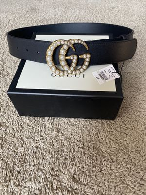 Gucci Pearl Belt for Sale in Pepper Pike, OH