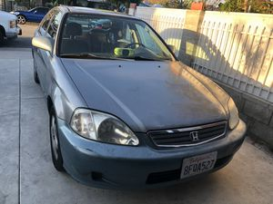 Honda Civic 1999 ex for Sale in Norwalk, CA