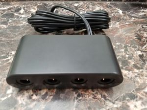 Gamecube controller adapter for Nintendo wii u switch and pc BRAND NEW for Sale in North Tustin, CA