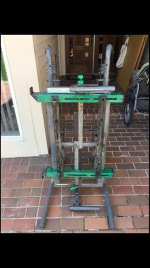 Hitachi miter saw stand for Sale in Wenatchee, WA