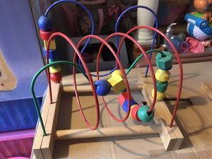 Wooden play toys for Sale in Annandale, VA