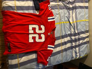 Red patriots jersey for Sale in Springfield, MA