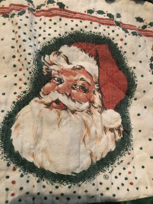 Christmas apron and linens for Sale in Gainesville, FL