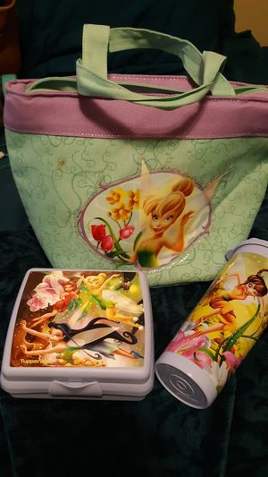 Tupperware tinkerbell make offer never used for Sale in DEVORE HGHTS, CA