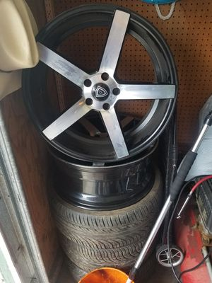 "20"" rims for Sale in Tracy, CA"