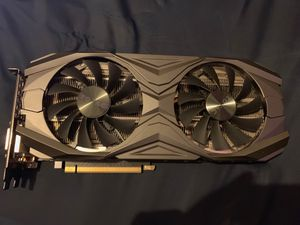 Zotac AMP Edition 1070 ti for Sale in Fayetteville, AR