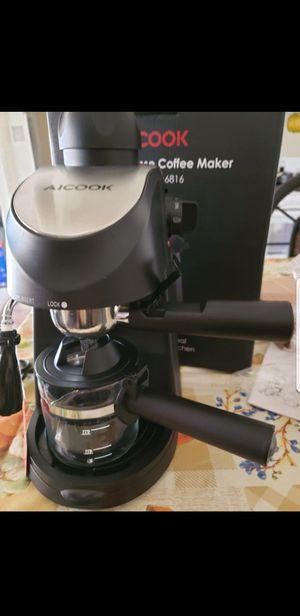 STEAM ESPRESSO COFFEE MAKER for Sale in La Puente, CA