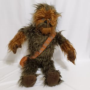 "Chewbacca Plush Pillow Buddy Stuffed Animal - 22"" Tall for Sale in Brookfield, IL"