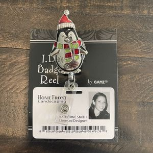 I.D. Badge Reel by Ganz for Sale in Rancho Cordova, CA