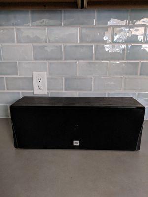 JBL Speaker TLX Center 1 for Sale in Long Beach, CA